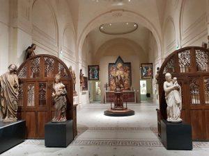 Musée des Arts décoratifs, una sala della collezione permanente