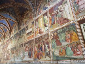 Duomo, Lippo e Federico Memmi, storie del Nuovo Testamento