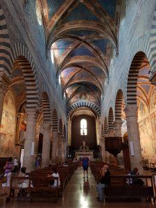 Duomo, navata centrale