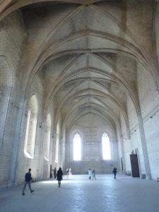 Palais des Papes, Cappella Clementina