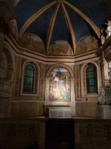 Santa Maria del Popolo, Cappella di San Girolamo