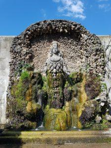 Villa d'Este. Fontana dell'abbondanza
