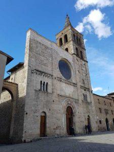 Facciata della chiesa di San Michele Arcangelo