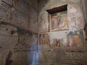 Santa Maria Antiqua, abside della navata sinistra