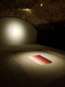 "Lee Ufan, ""Topos (Excavated)"""
