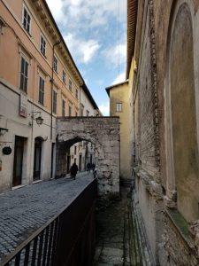 L'arco di Druso e Germanico a Spoleto