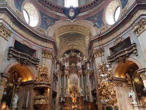 Chiesa di San Pietro, interno