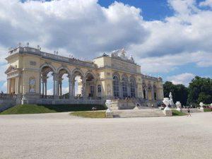 Gloriette di Schönbrunn