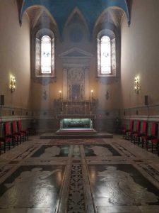 Cappella delle sacre Particole