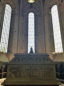 Cattedrale di san Cerbone, l'arca del santo, opera di Goro di Gregorio