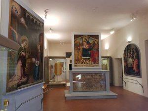 Pinacoteca del Museo Masaccio