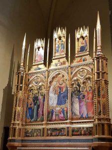 Lorenzo di Niccolò Gerini, Polittico della chiesa di san Domenico