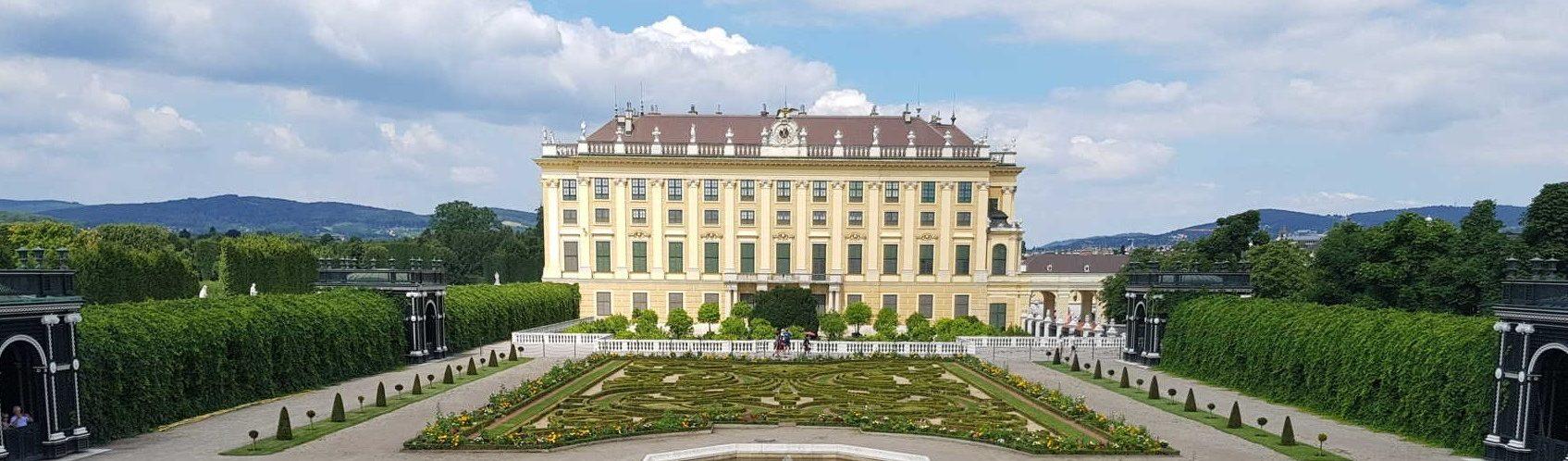 Giardino del principe ereditario di Schonbrunn