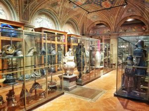 Museo Stibbert, Terza sala giapponese