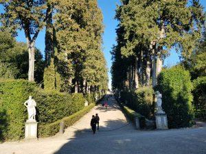 Viottolone dei cipressi, Giardino di Boboli