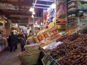 Mercato coperto, il banco dei dolci