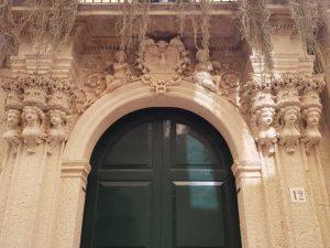 Portone di palazzo
