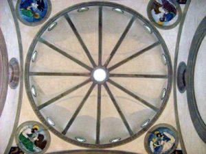 Cappelle di Firenze. Cappella dei Pazzi, cupola
