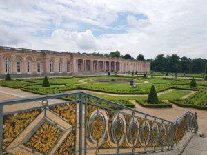 Grand Trianon, Giardini