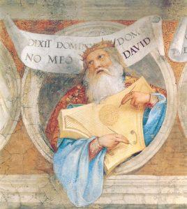 Sibille e profeti - David
