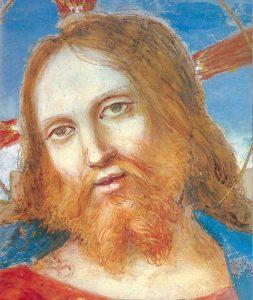 Volto del Cristo vite
