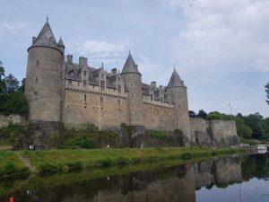 Viaggio in Bretagna e Normandia, il castello di Josselin