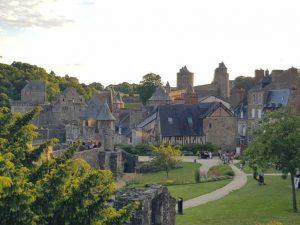 Viaggio in Bretagna e Normandia, Fougères