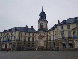 Rennes, Hotel de la ville