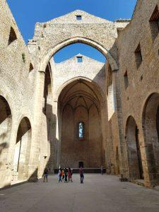 Chiese di Palermo. Santa Maria dello Spasimo