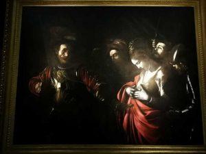 Caravaggio, Martirio di sant'Orsola