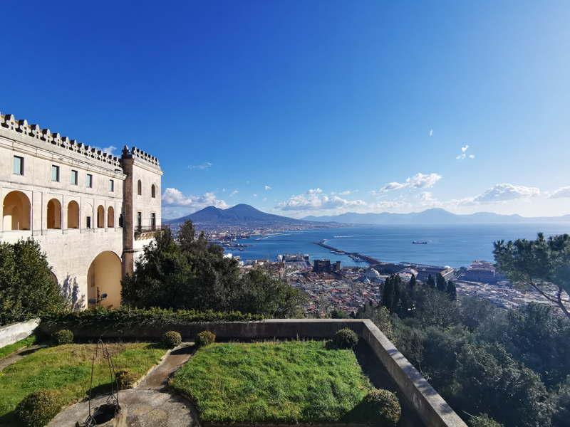 Castel sant'Elmo e Certosa di san Martino