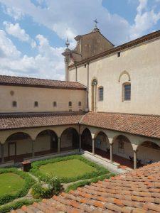 Museo di san Marco, Chiostro e chiesa
