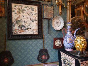 Musée National Gustave Moreau, un angolo del boudoir