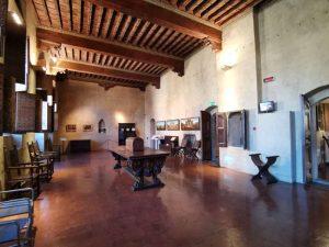 Palazzo Davanzati, Sala madornale al secondo piano