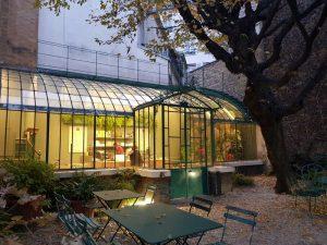 Musée de la vie romantique, Salon de thé