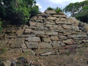 Mura dell'acropoli di Populonia