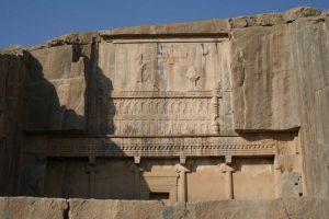 Persepoli, Tomba di Artaserse III