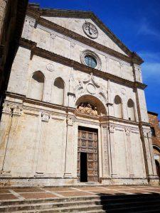 Montepulciano. Chiesa di sant'Agostino