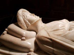 Jacopo della Quercia, Ilaria del Carretto - dettaglio