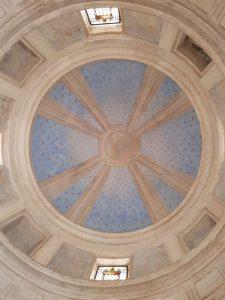 Tempietto del Bramante, cupola