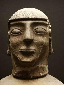 Museo Archeologico Nazionale di Chiusi, Testa di canopo