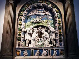 Andrea della Robbia, Natività