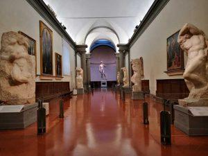Galleria dei Prigioni di Michelangelo