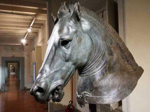 Testa di cavallo Medici Riccardi