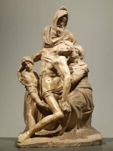 Michelangelo Buonarroti, Pietà Bandini