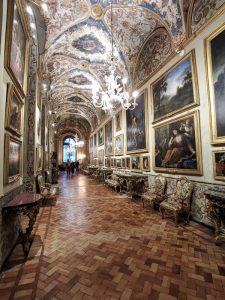 Terzo braccio, Galleria Pamphilj